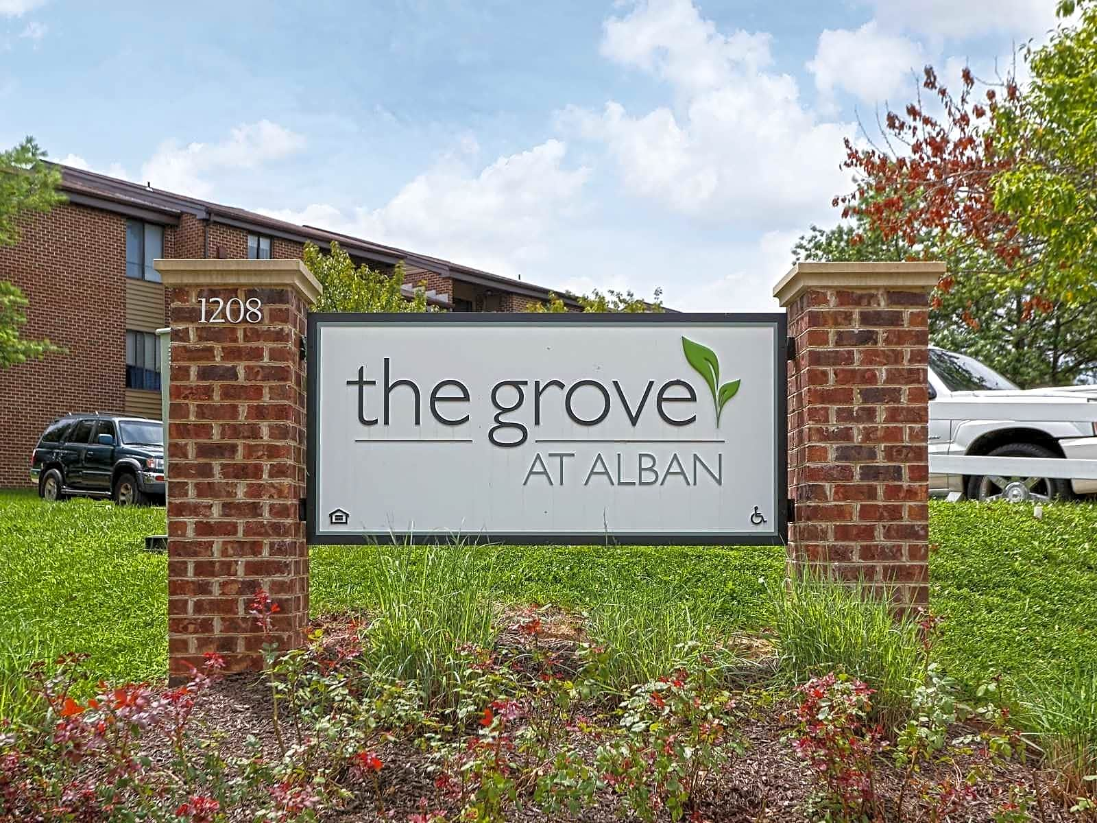 Apartments Near FCC The Grove at Alban for Frederick Community College Students in Frederick, MD
