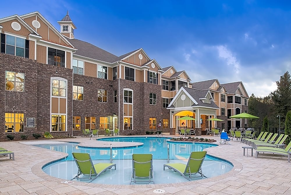 Silver Collection Apartments Huntersville North Carolina