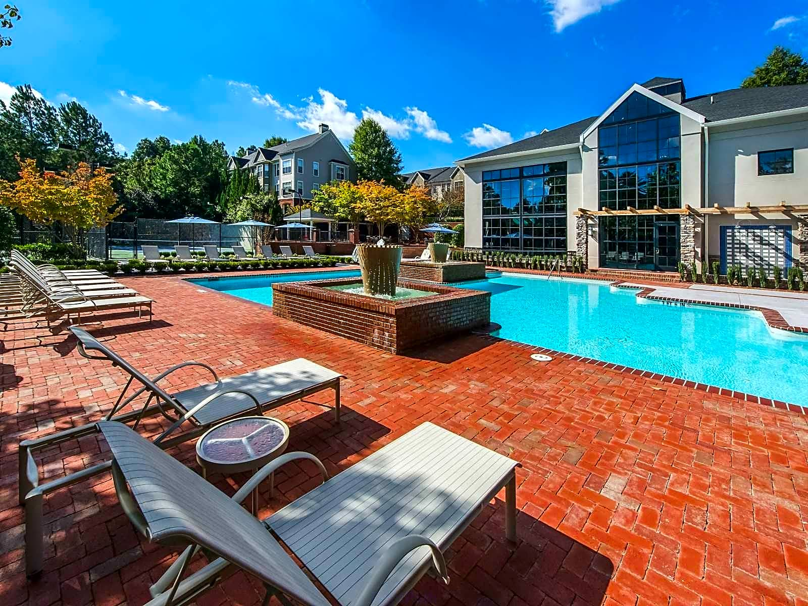 The London Luxury Apartment Homes for rent in Dunwoody