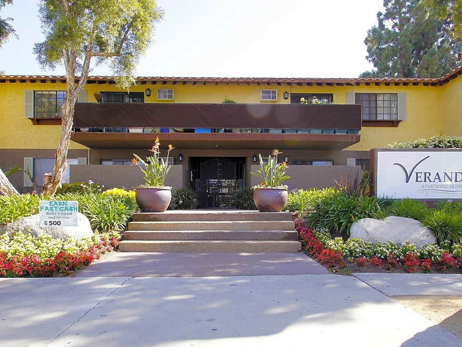 Veranda Apartment Homes for rent in Fullerton
