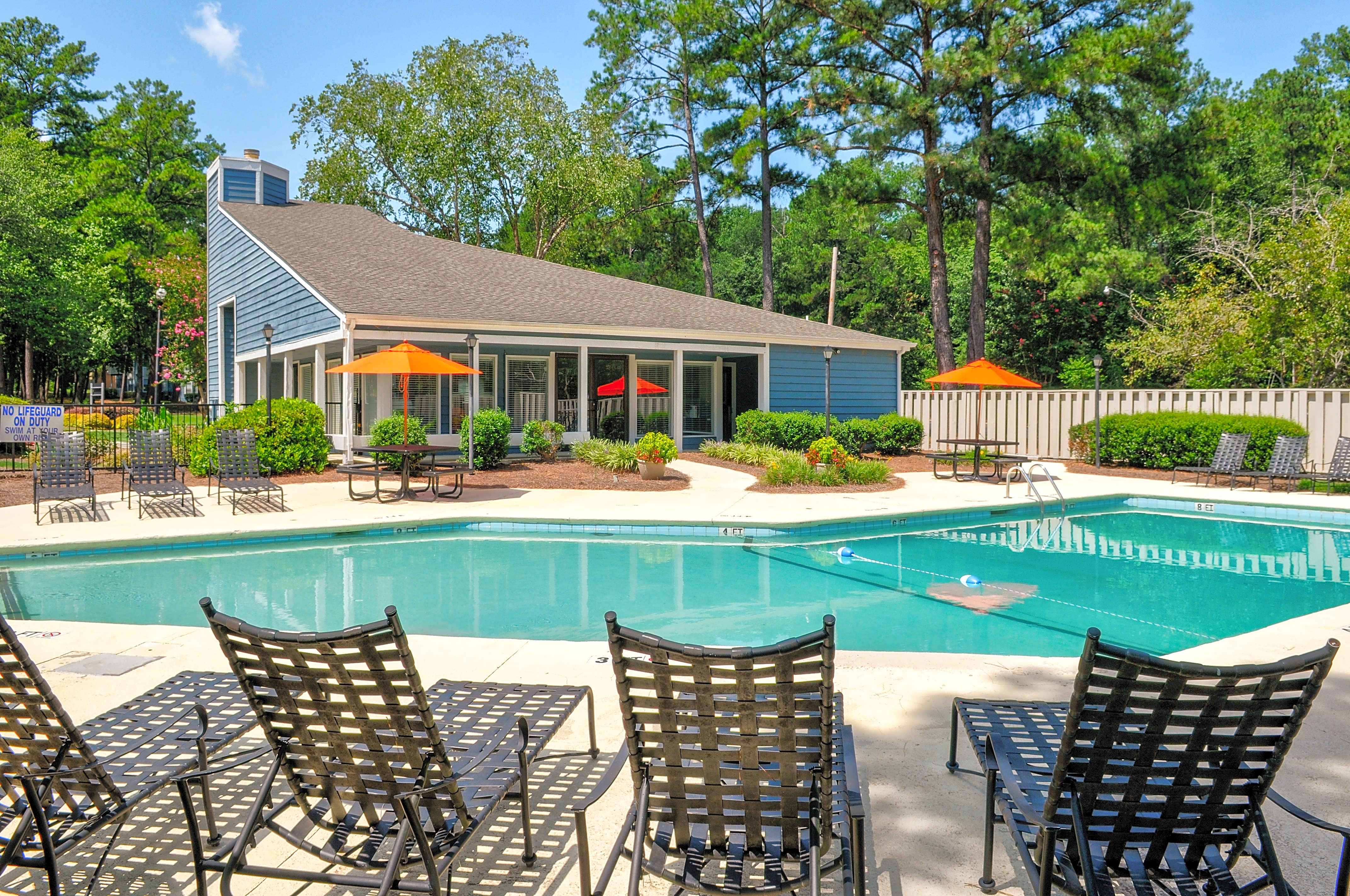 Apartments Near UofSC PROSPER Fairways for University of South Carolina Students in Columbia, SC