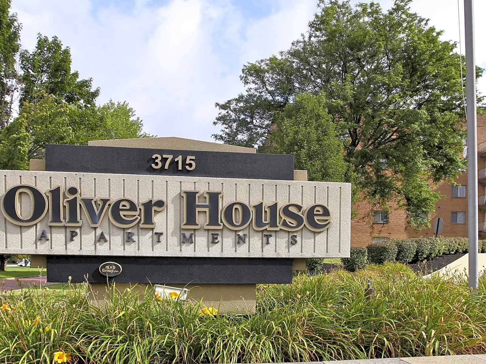 Oliver House Apartments Shaker Heights Ohio
