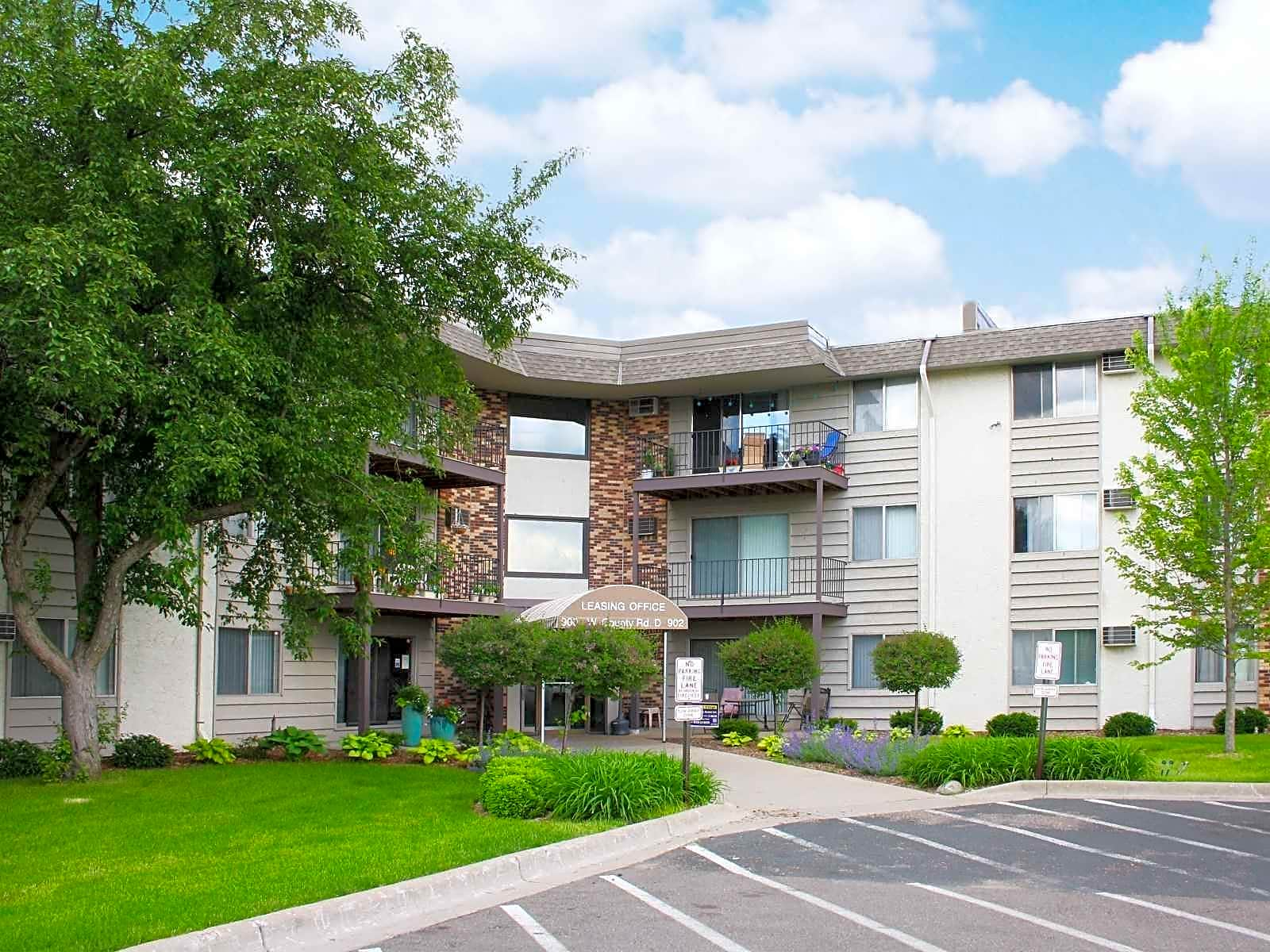 Sage Park Apartments Moundsview MN