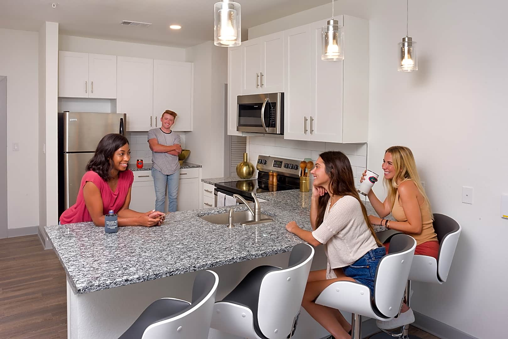 Apartments Near University of Florida College Park at Midtown- per bed lease for University of Florida Students in Gainesville, FL