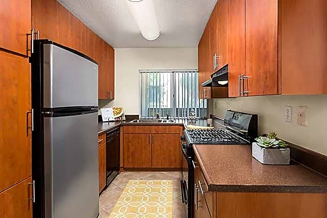 Two Bedroom Apartment Kitchen