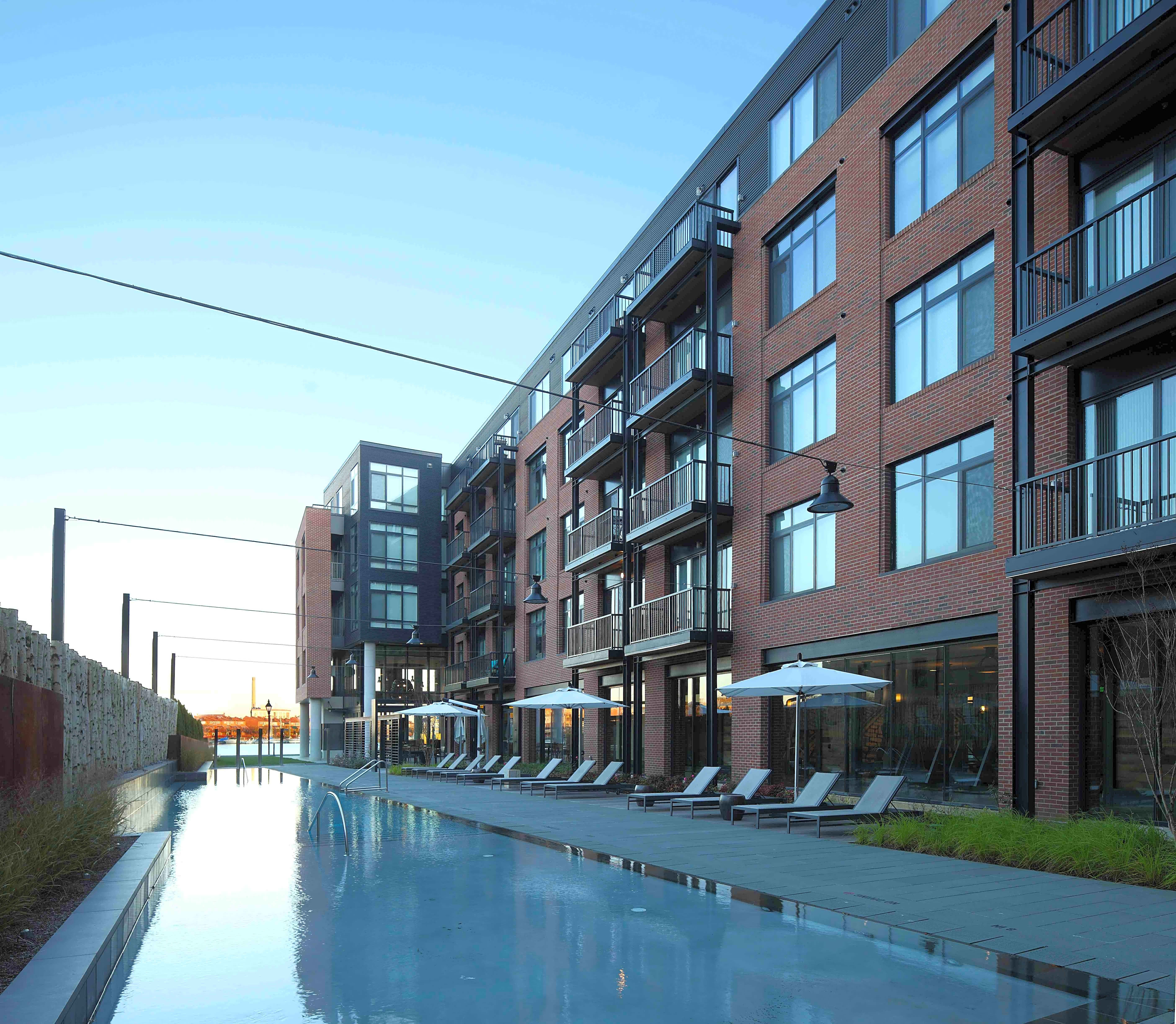 Apartment Flats: Union Wharf Apartments
