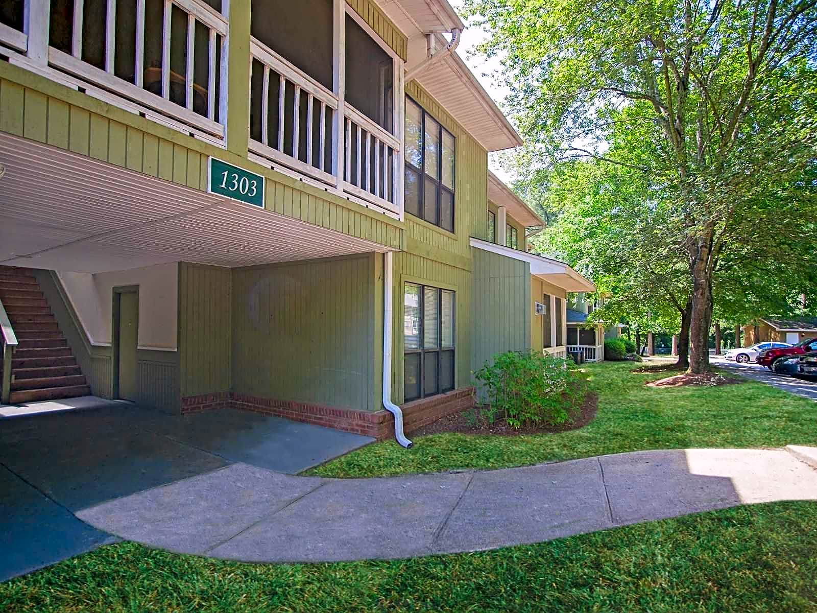 Pine Forest Apartments Wilson Nc