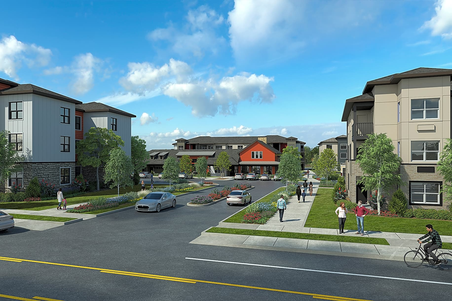Apartments Near Pacific Zera at Reed's Crossing for Pacific University Students in Forest Grove, OR