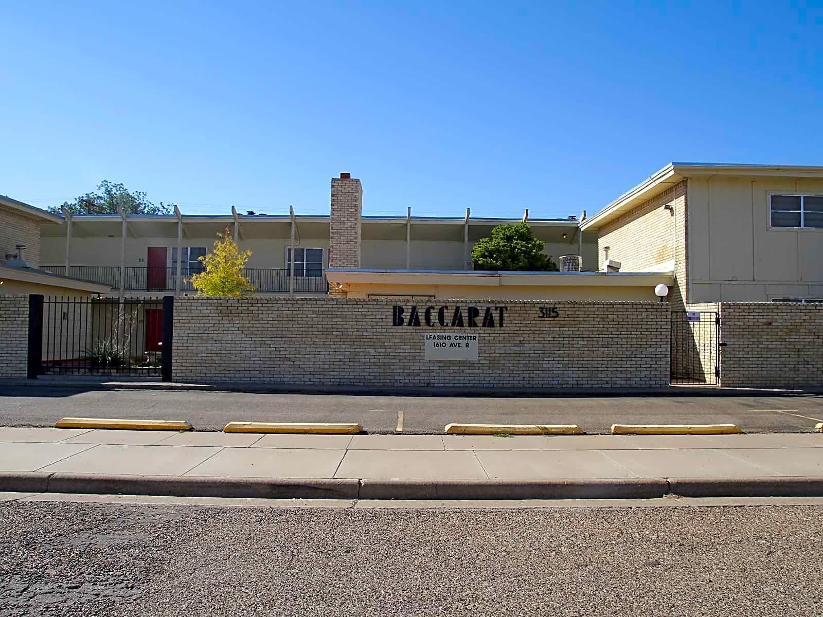 Apartments Near Texas Tech Baccarat for Texas Tech University Students in Lubbock, TX