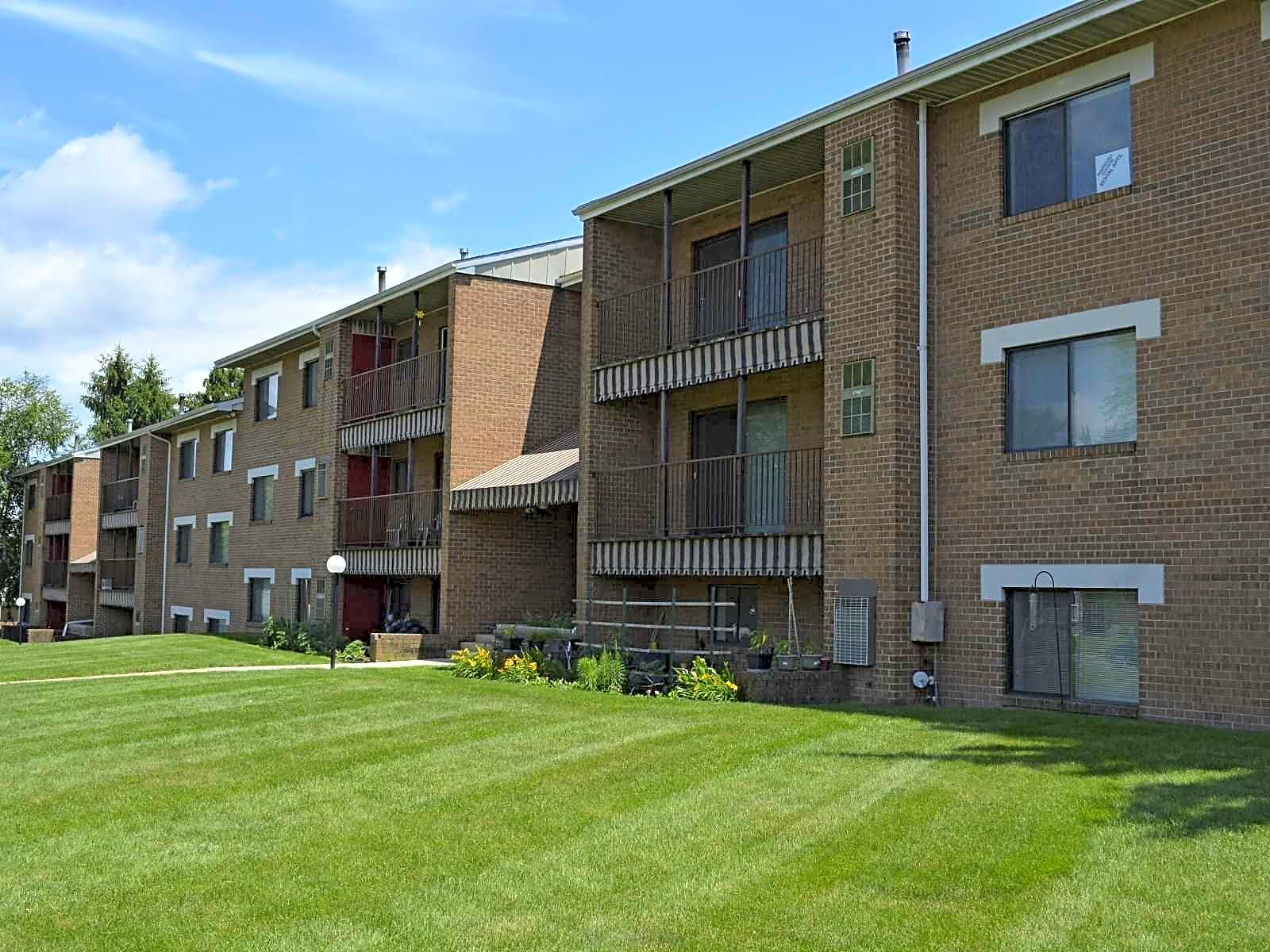 Marshall Square Apartments Camp Hill Pa