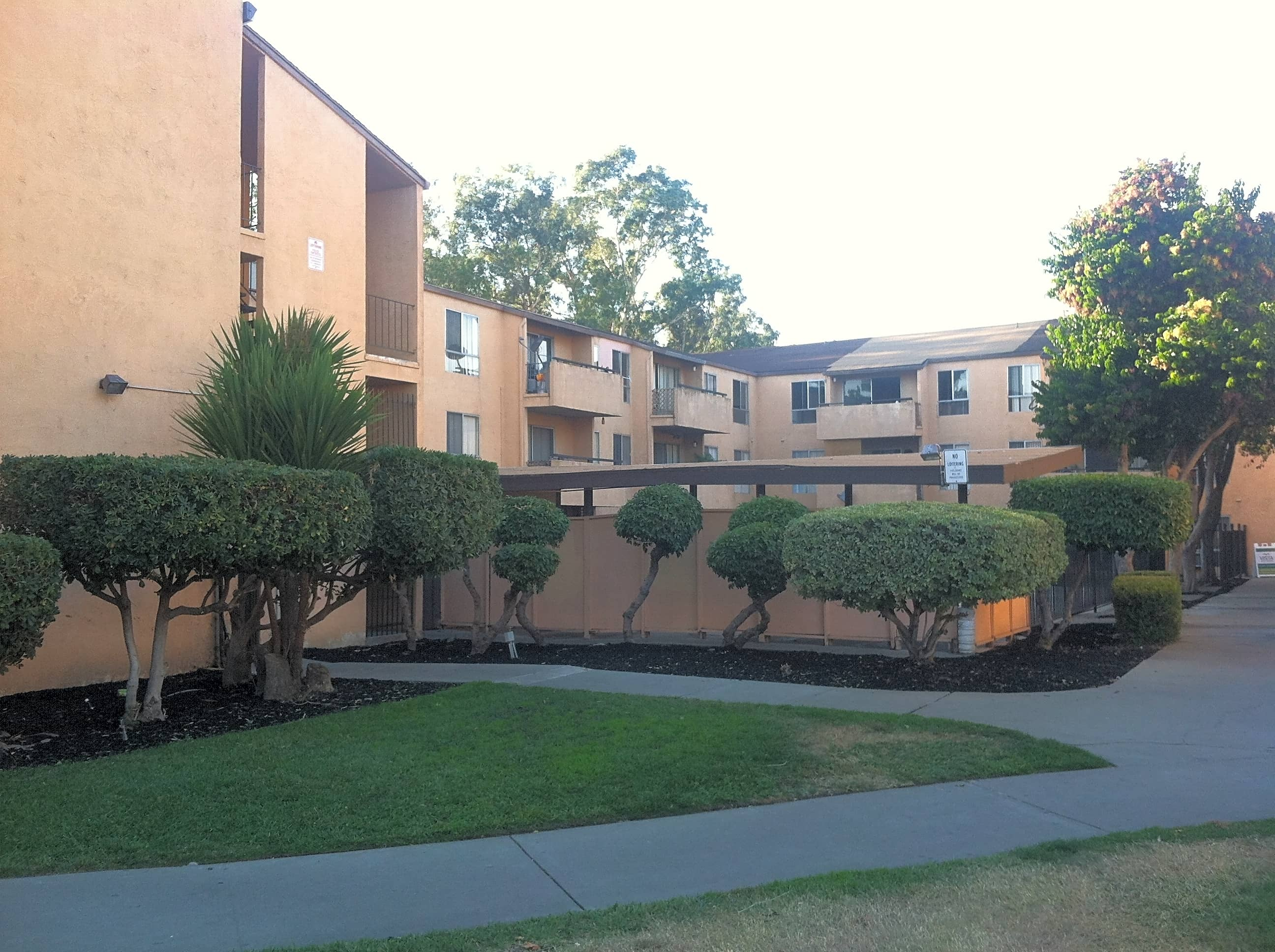 Vista Apartments for rent in Concord