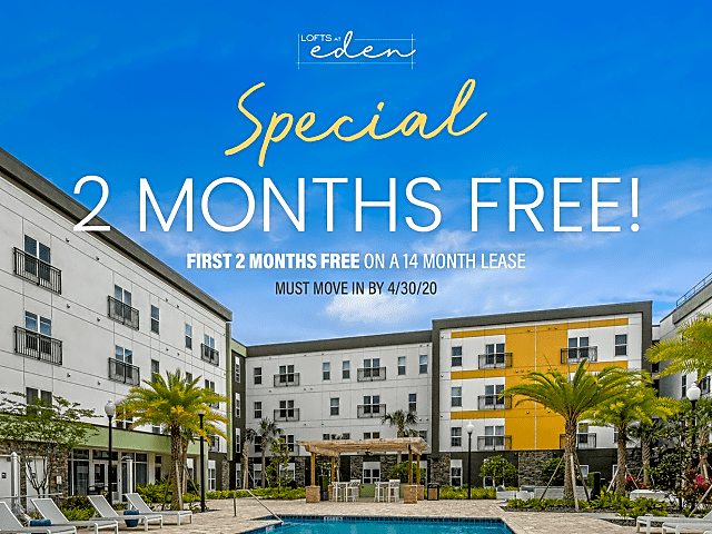 Apartments Near Stetson Lofts at Eden for Stetson University Students in DeLand, FL