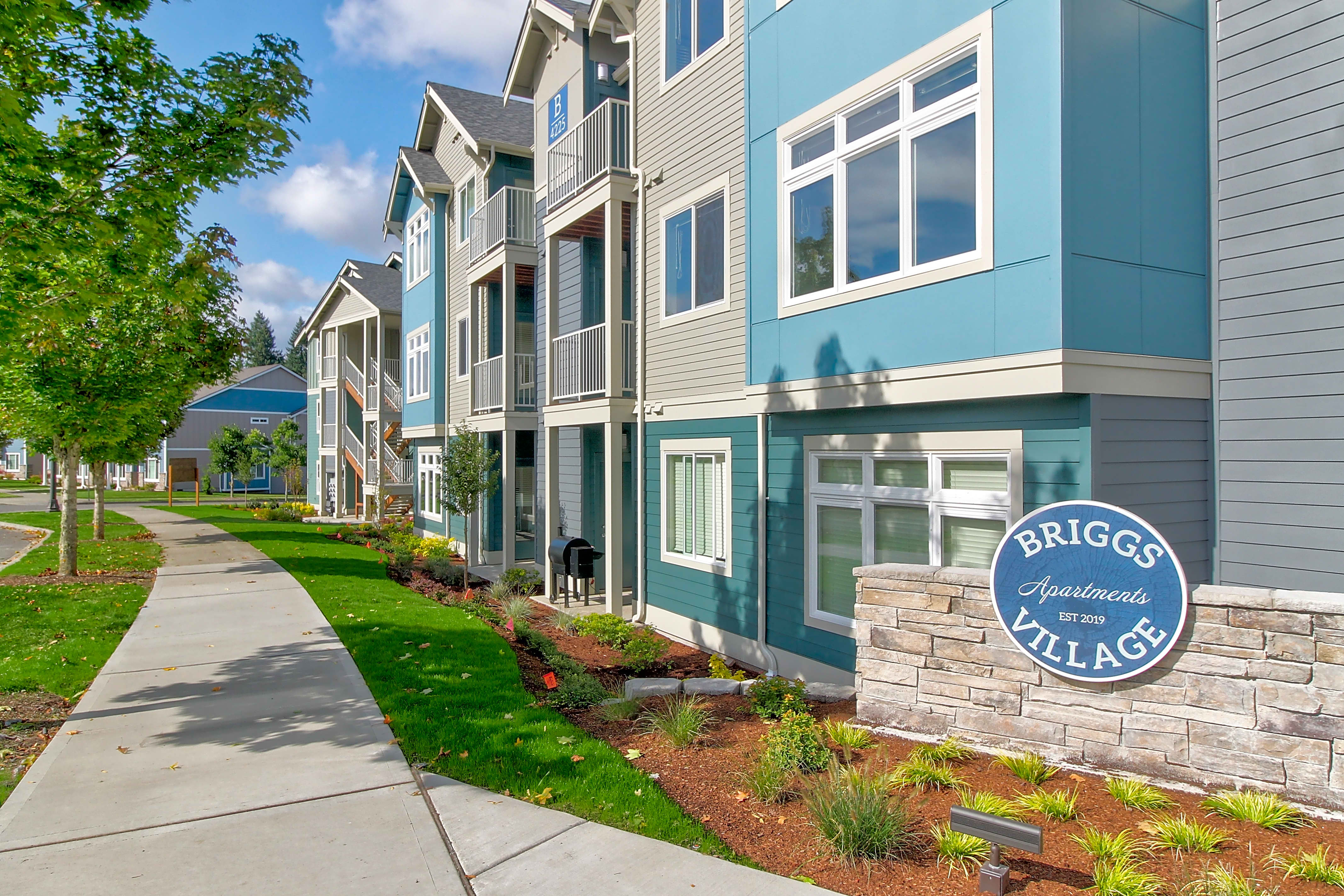 Apartments Near WCTC Briggs Village Apartments for Washington Community and Technical Colleges Students in Olympia, WA