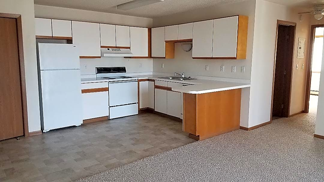 Apartments Near NDSU Green on 10th for North Dakota State University Students in Fargo, ND