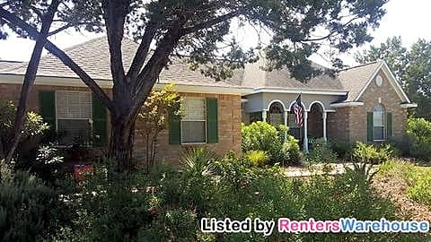 House for Rent in Spicewood