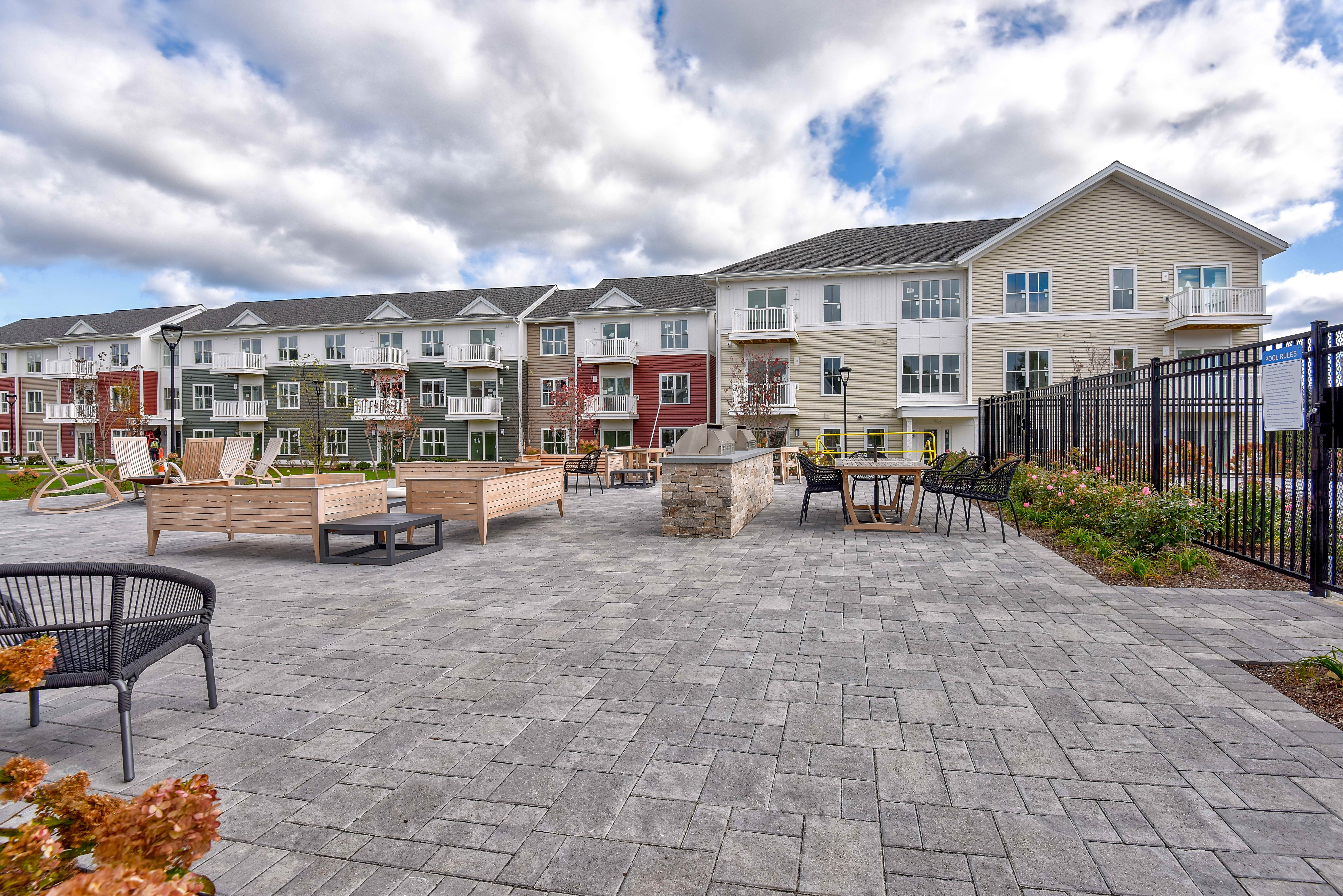 Apartments Near Mass Maritime Redbrook Apartments for Massachusetts Maritime Academy Students in Buzzards Bay, MA