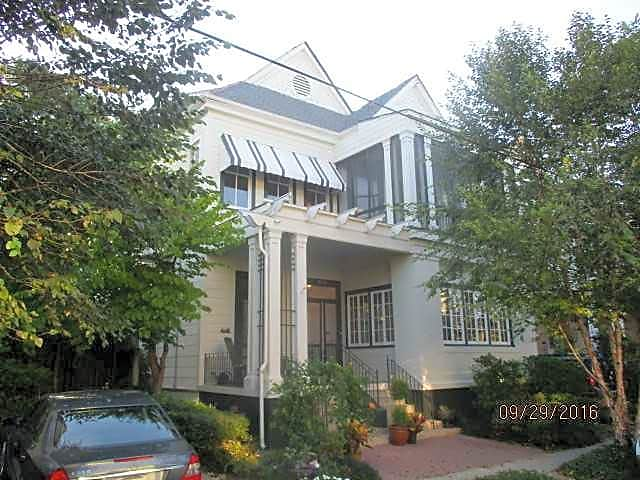 Duplex for Rent in New Orleans