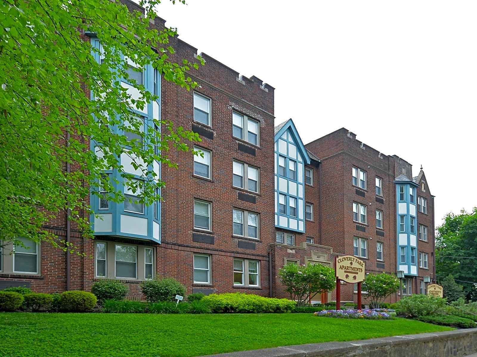 Cloverly Park Apartments Philadelphia PA
