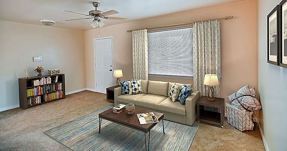 Acadian and South College Gardens Apartments - Lafayette, LA