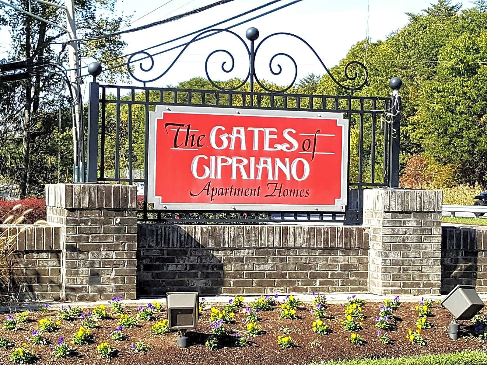 The Gates of Cipriano