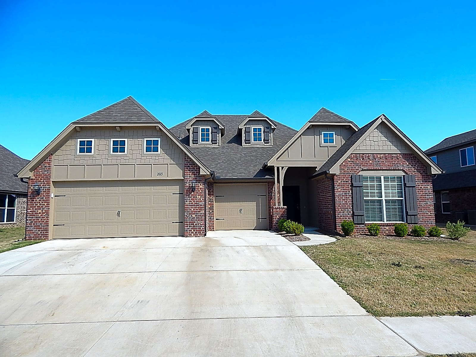 House for Rent in Bixby