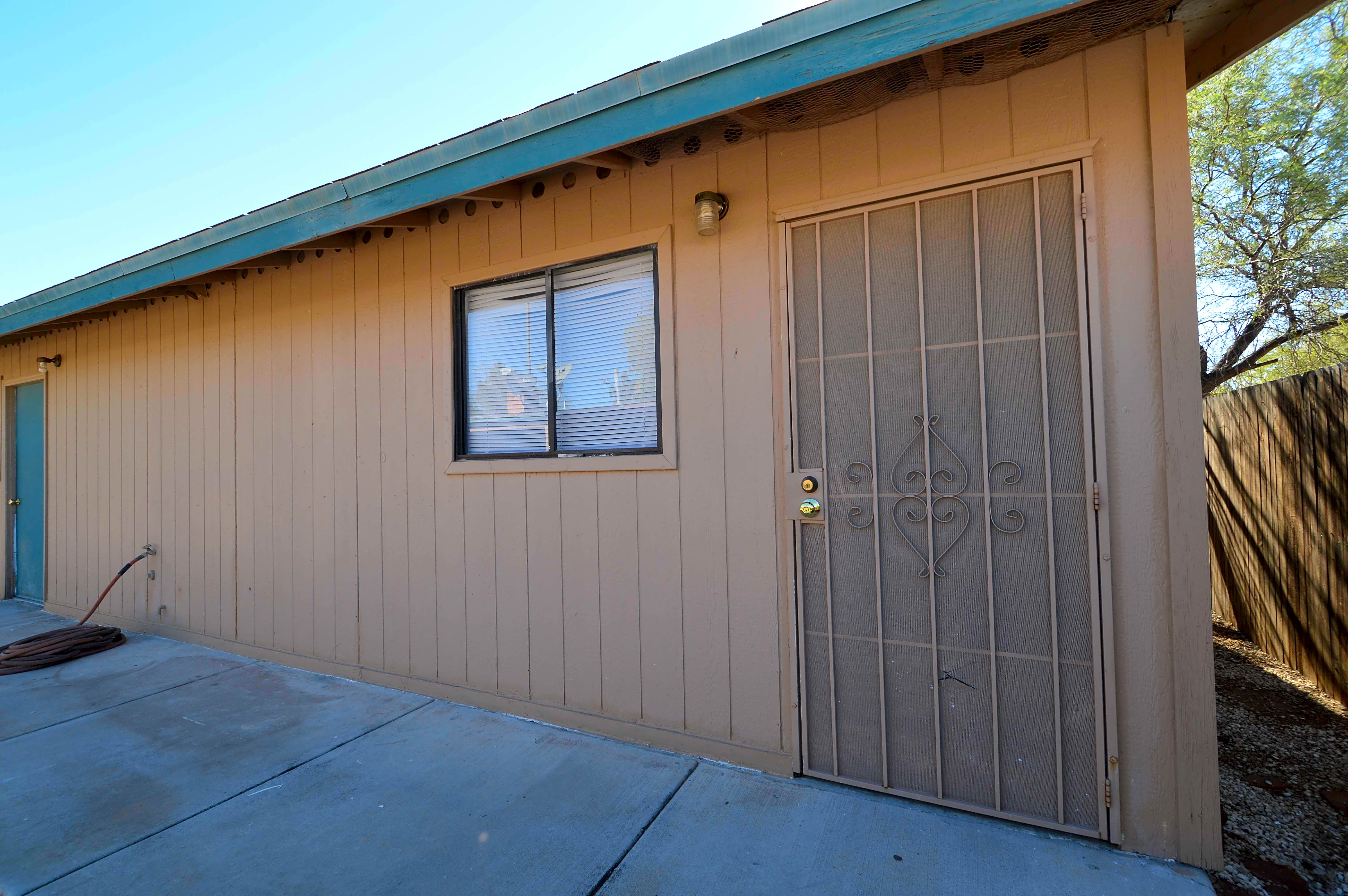 Duplex for Rent in Tucson
