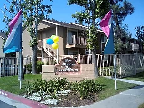 Parc Mountain View 2 Bedroom Apartment Homes San