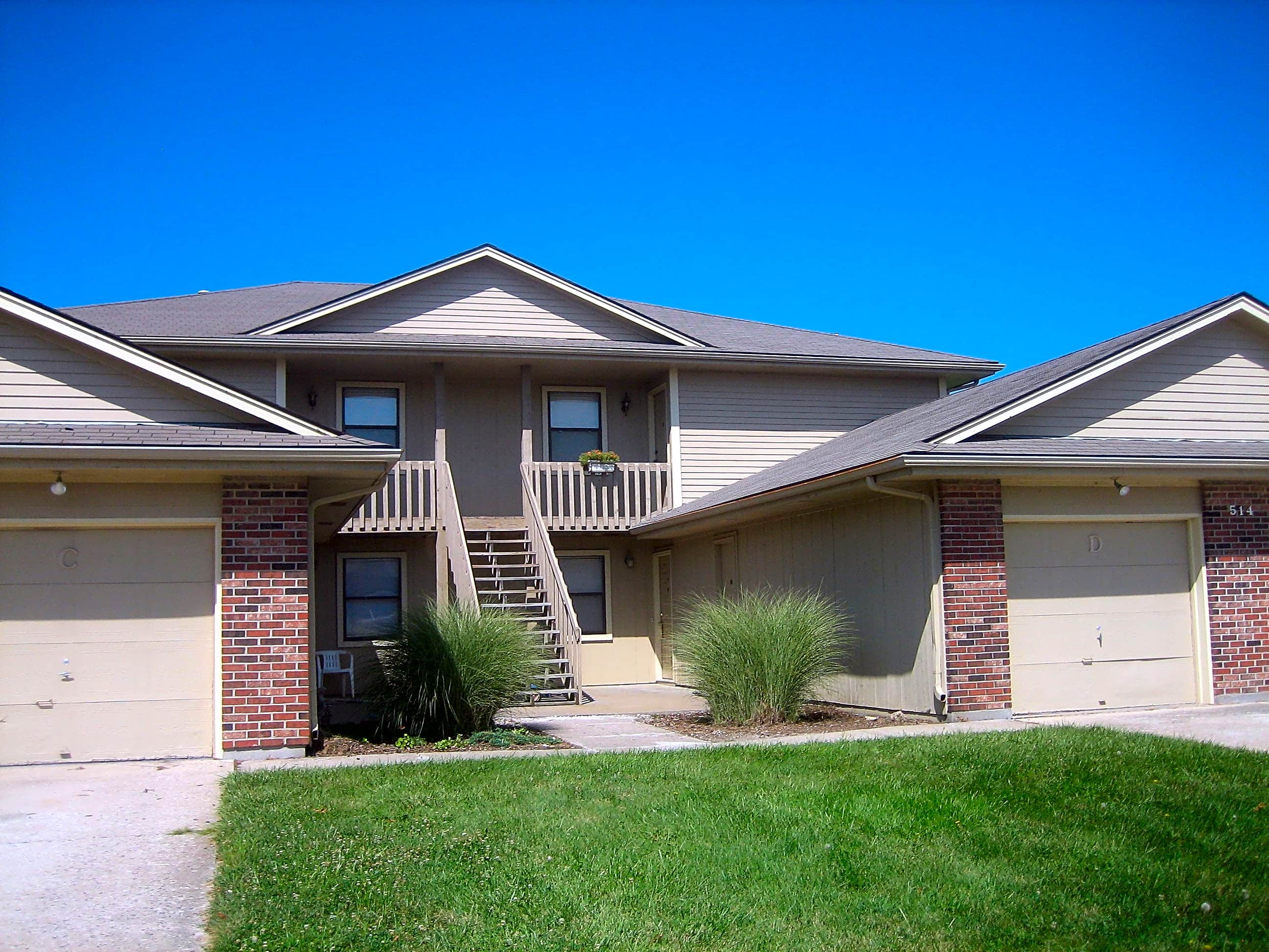 Duplex for Rent in Raymore