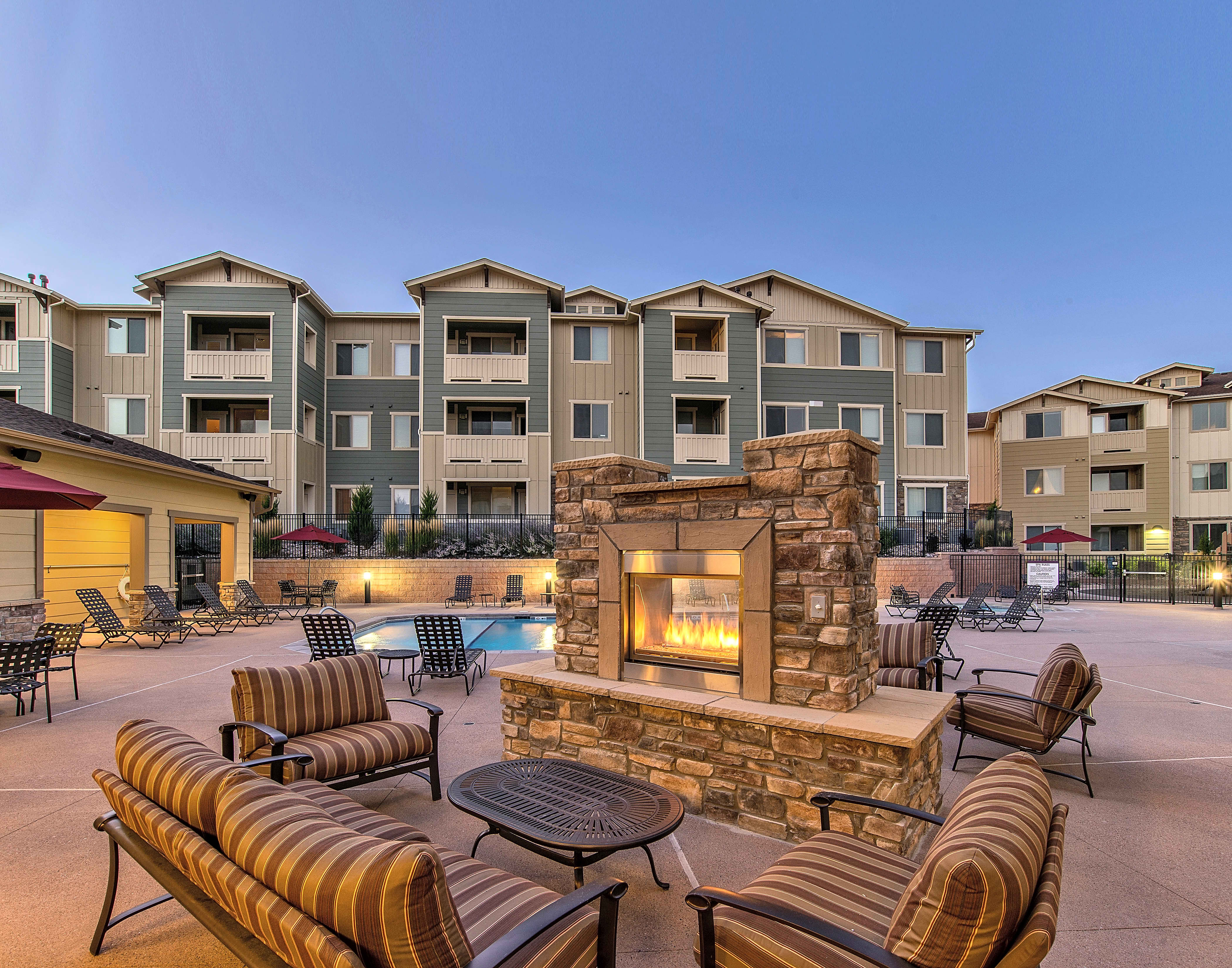 Apartments Near CTU Green Leaf Rockrimmon for Colorado Technical University Students in Colorado Springs, CO