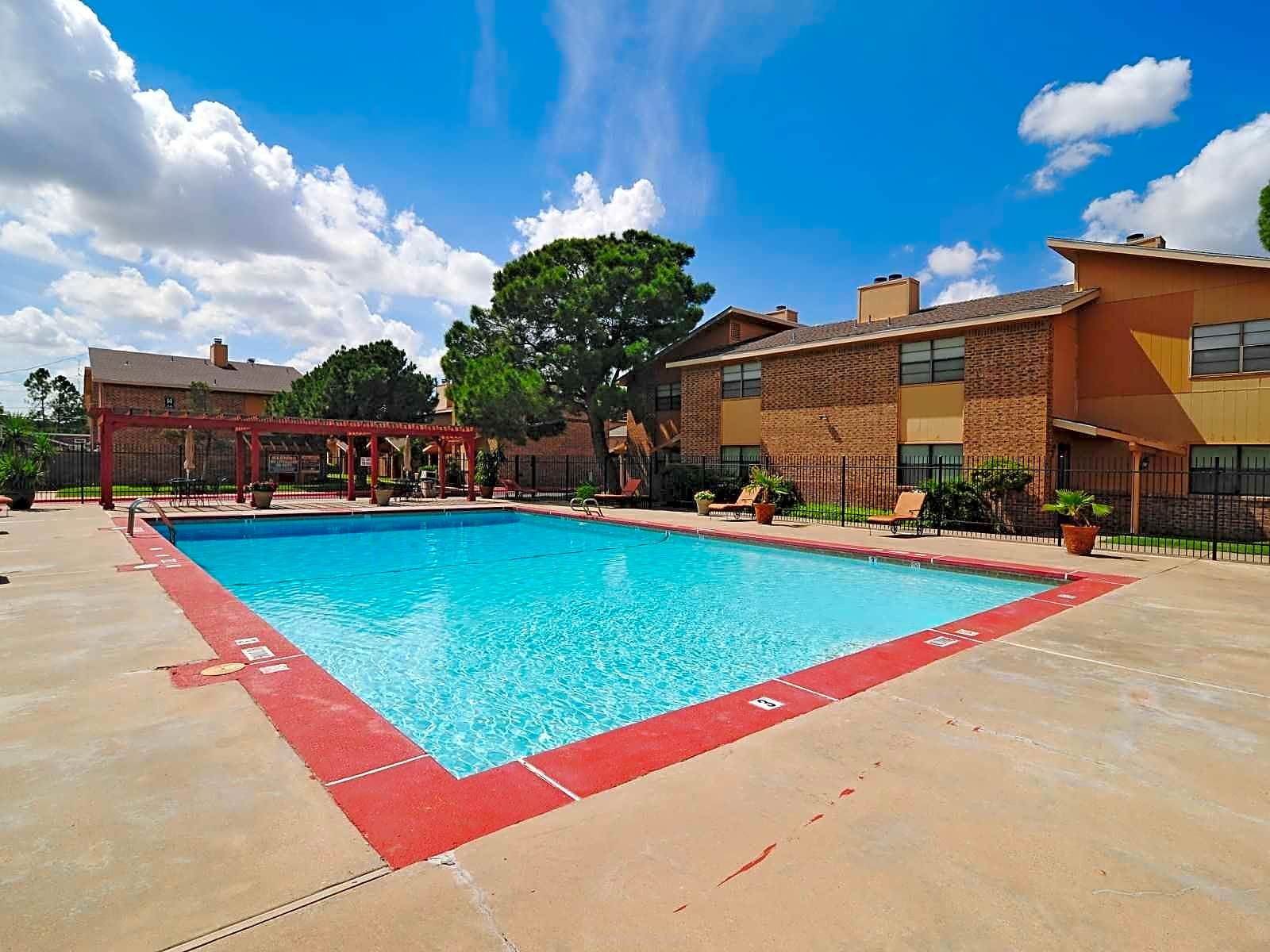 Country Crest Townhomes Apartments Odessa Tx 79762