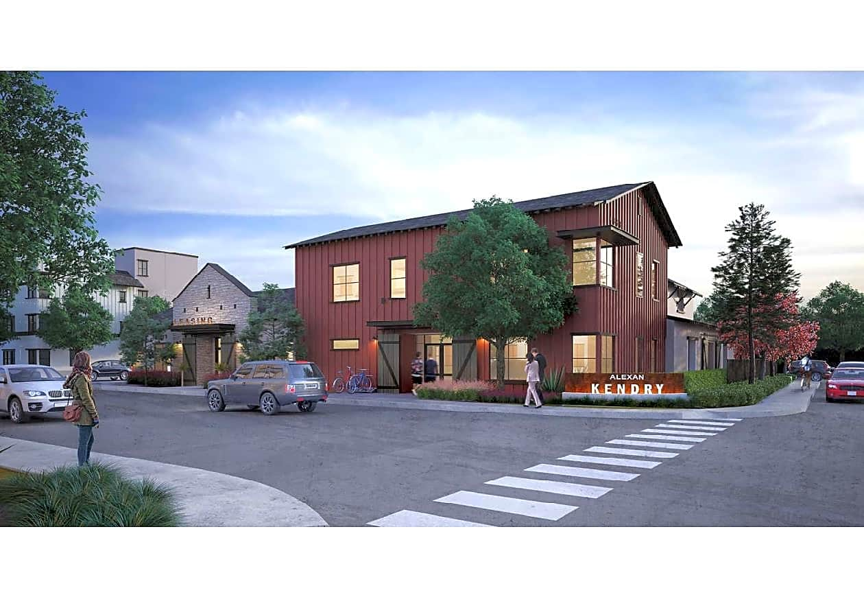 Apartments Near Pomona Alexan Kendry for Pomona College Students in Claremont, CA