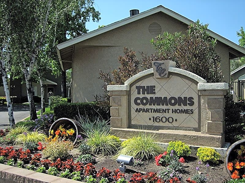 The Commons Apartment Homes for rent in Modesto