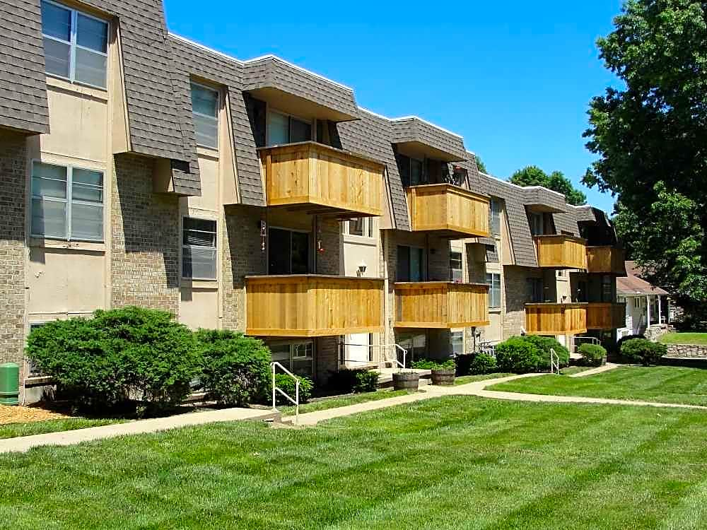 Sunnyside Garden Apartments Independence Mo