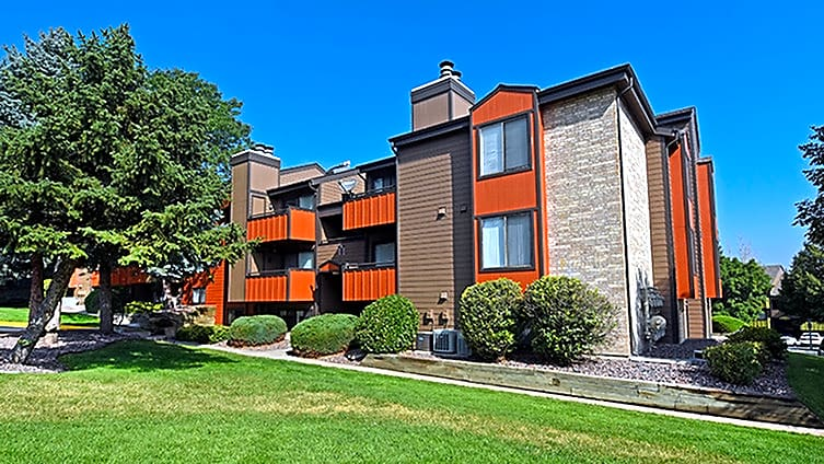 Park Hill Apartments Denver
