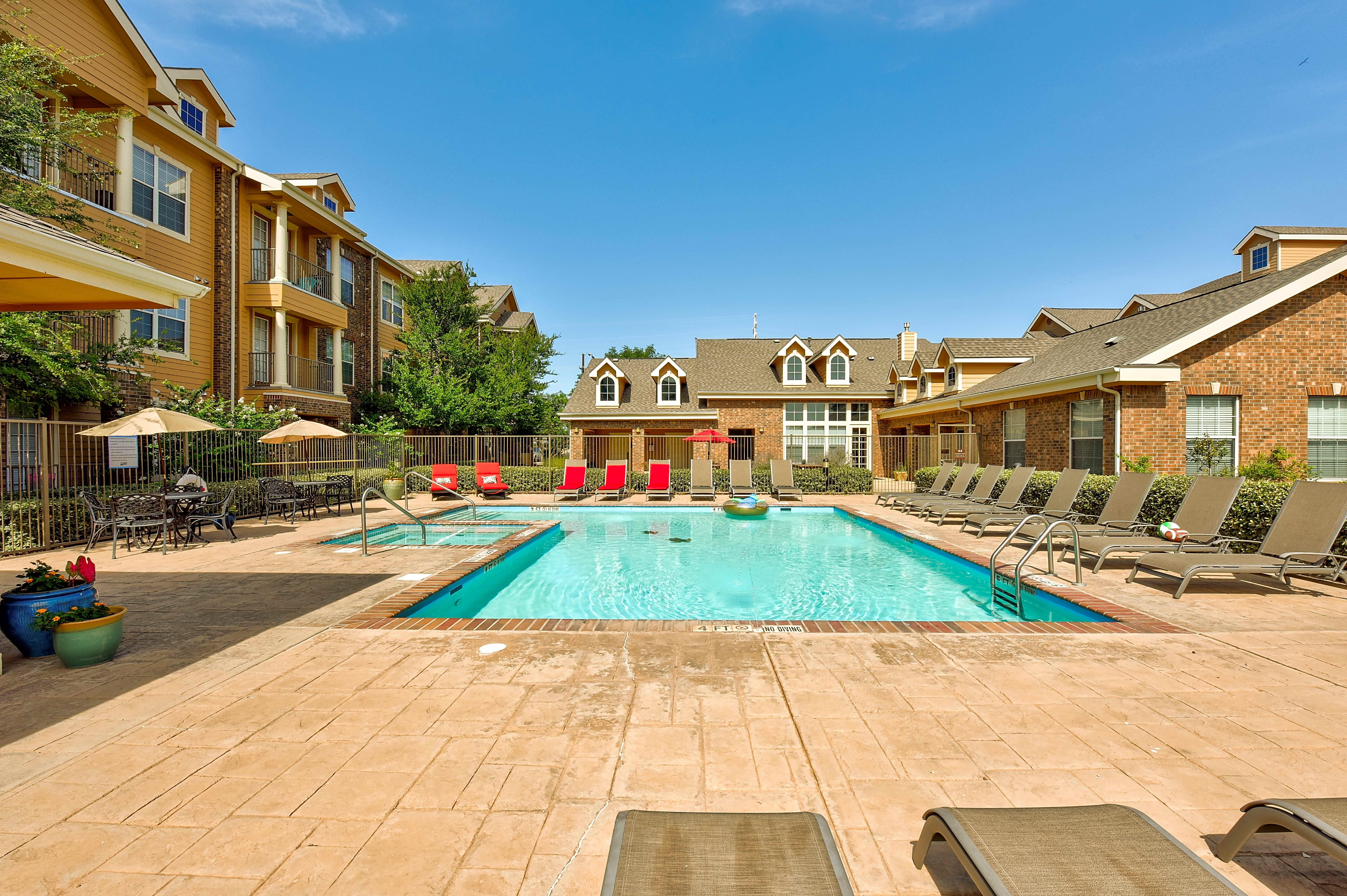 Apartments Near Texas Tech The Edge for Texas Tech University Students in Lubbock, TX