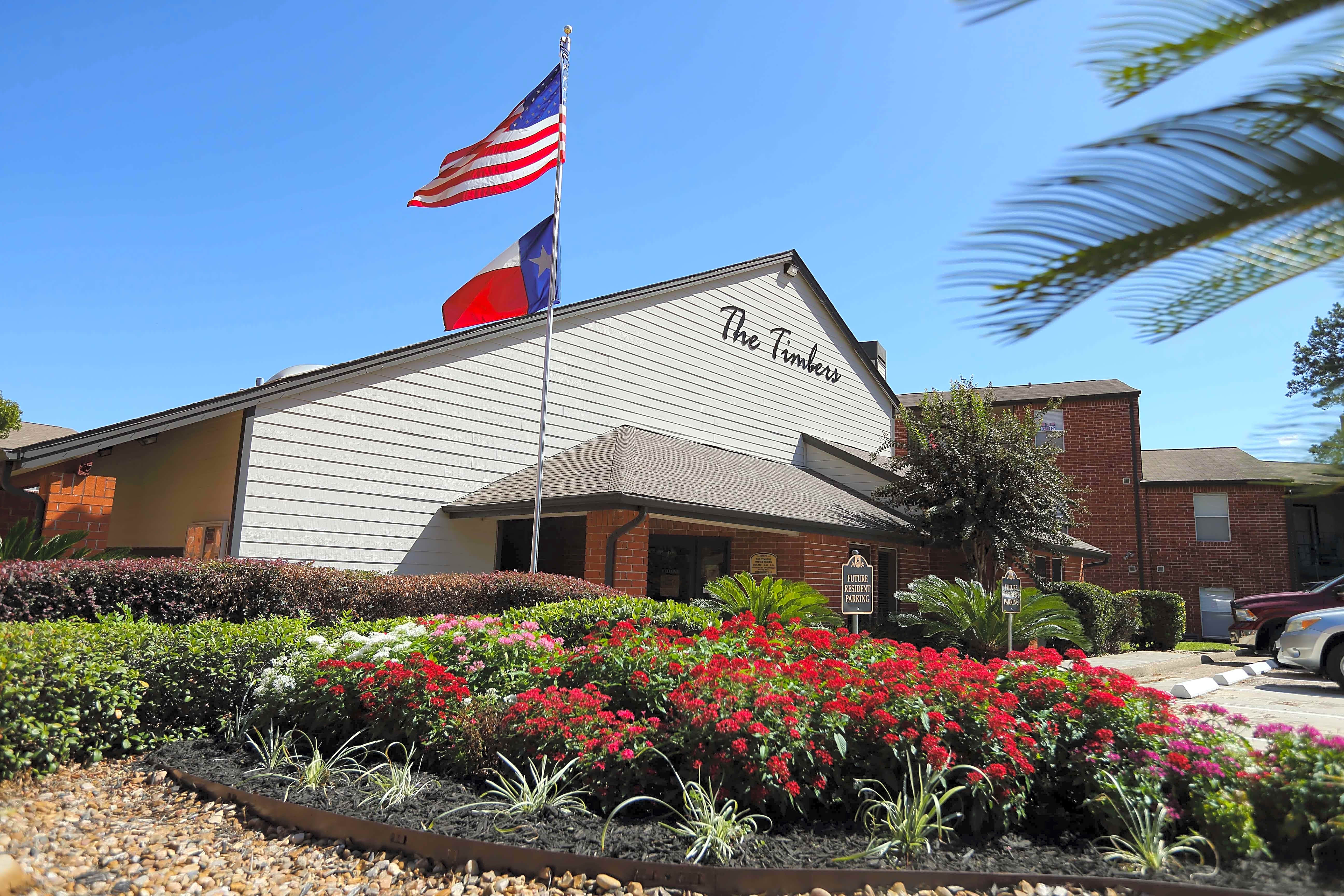 Apartments Near SHSU The Timbers for Sam Houston State University Students in Huntsville, TX