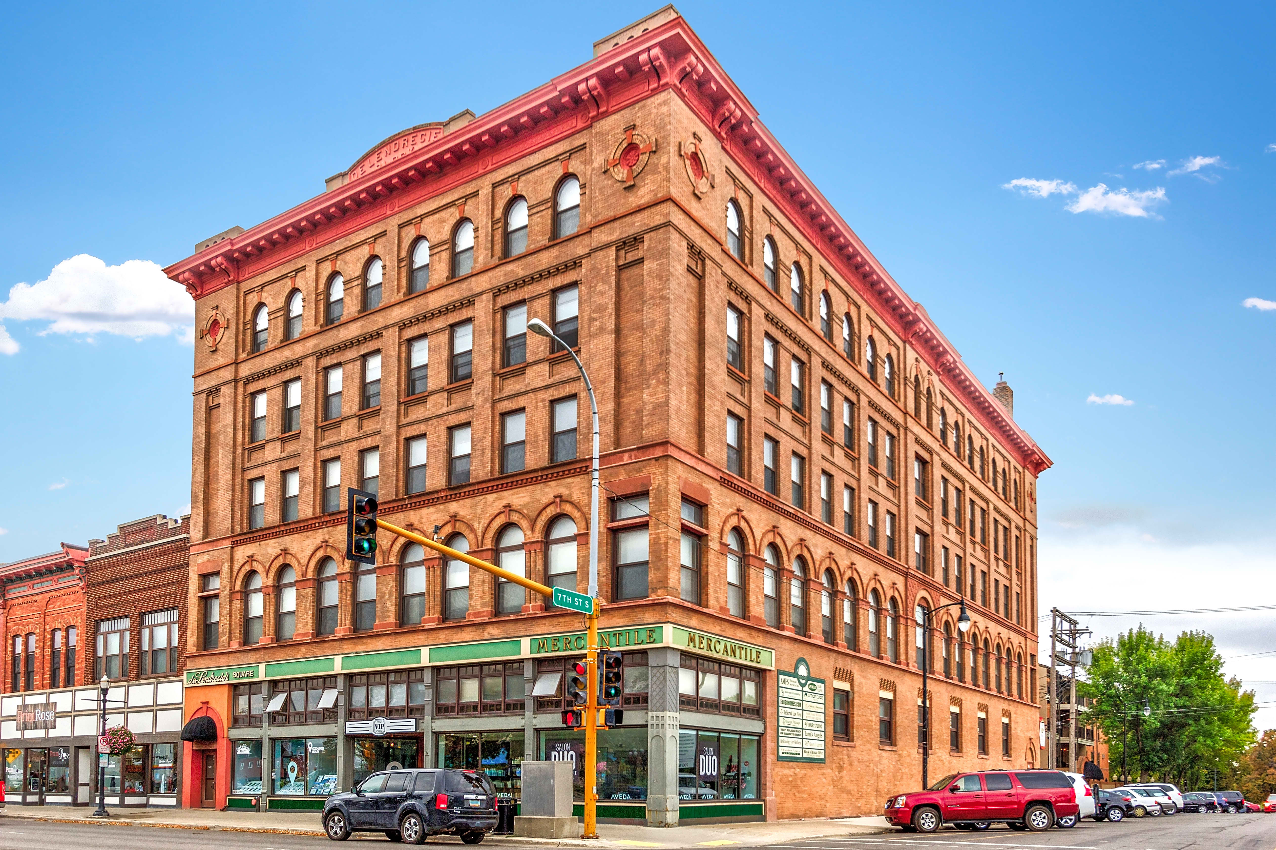 Apartments Near NDSU CPM Downtown for North Dakota State University Students in Fargo, ND