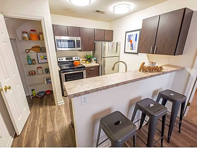 *Upgraded - new countertops, stainless steel appliances and designer cabinetry.