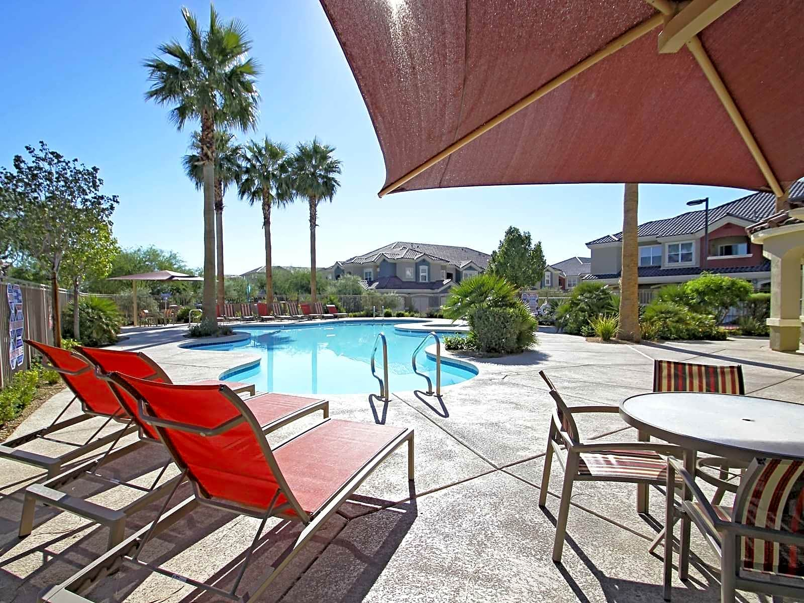 Apartments Near CSN Ravello Townhomes for College of Southern Nevada Students in North Las Vegas, NV