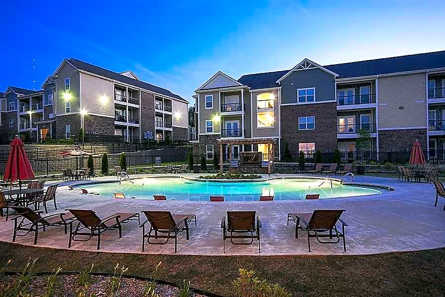 Chenal Pointe At The Divide Apartments Little Rock Ar 72223