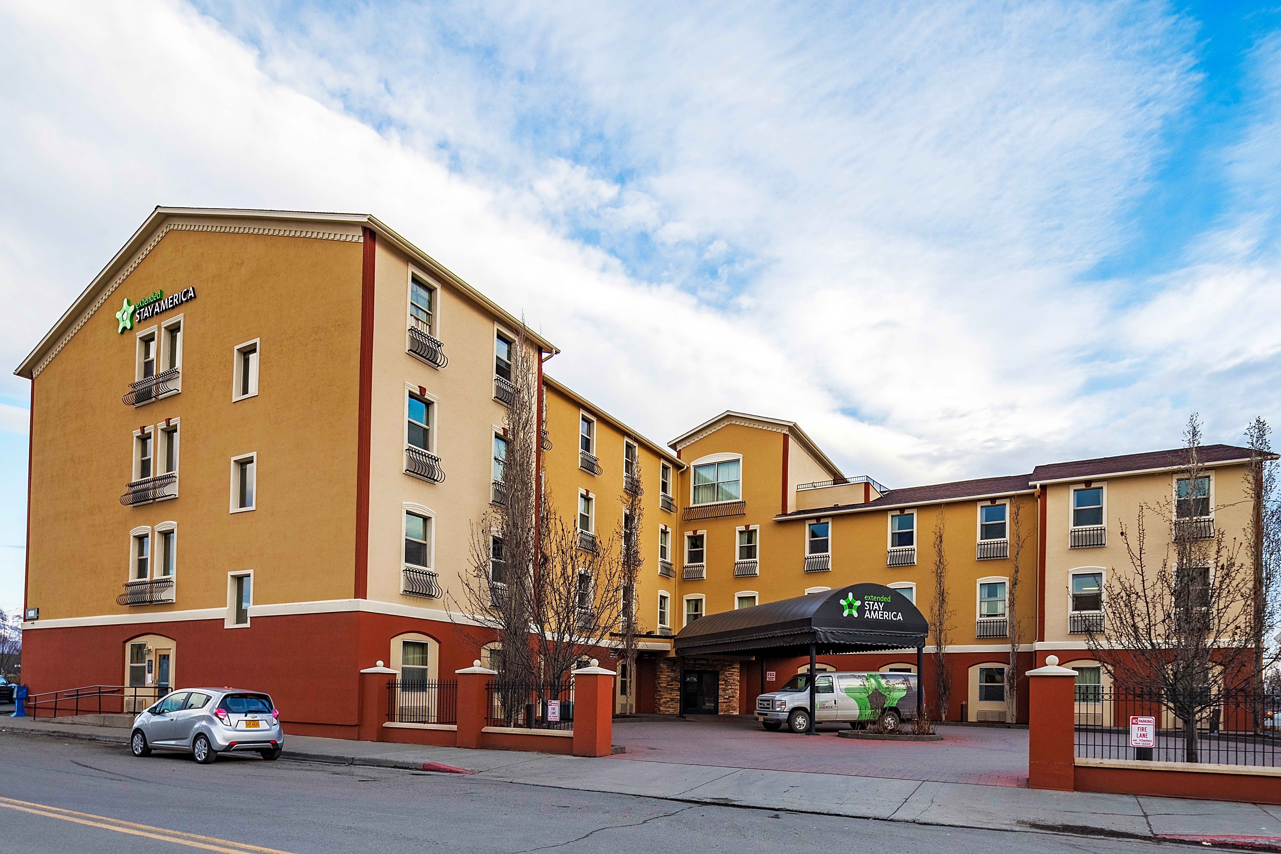 Apartments Near UAA Furnished Studio - Anchorage - Downtown for University of Alaska Anchorage Students in Anchorage, AK