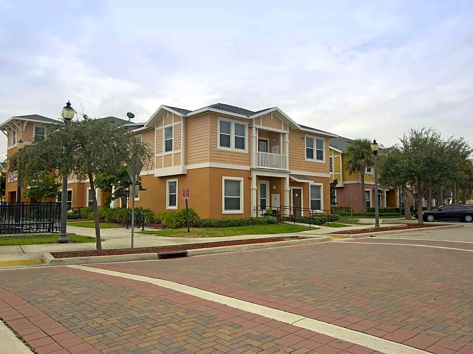 Pleasant City Apartments In West Palm Beach