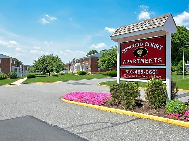 Apartments Near Cheyney Concord Court Apartments for Cheyney University of Pennsylvania Students in Cheyney, PA