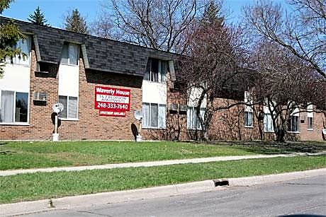 Photo: Pontiac Apartment for Rent - $560.00 / month; 2 Bd & 1 Ba