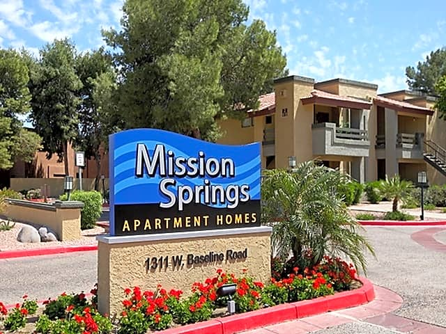 Mission springs apartments tempe az 85283 for Apartment design guide sepp 65
