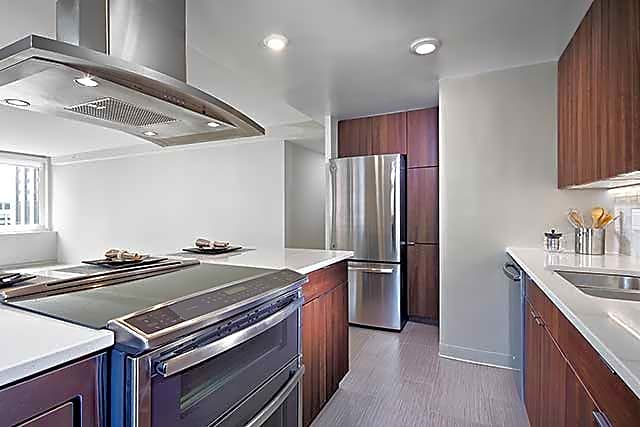 Renovated Two-Bedroom Kitchen (in select homes)