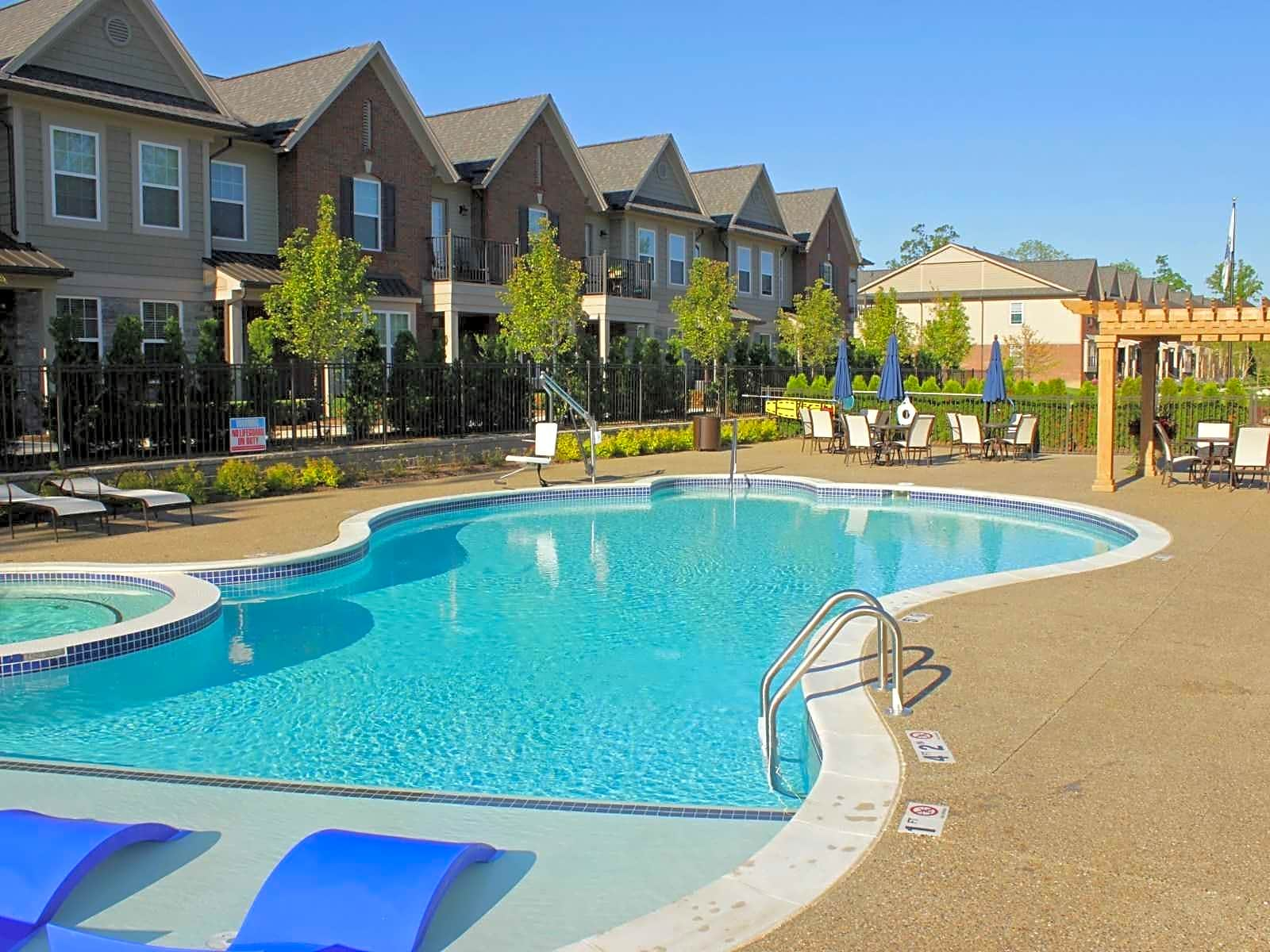 Swim Near the Palace of Auburn Hills, Lake Orion, MI, Apartments, Townhomes