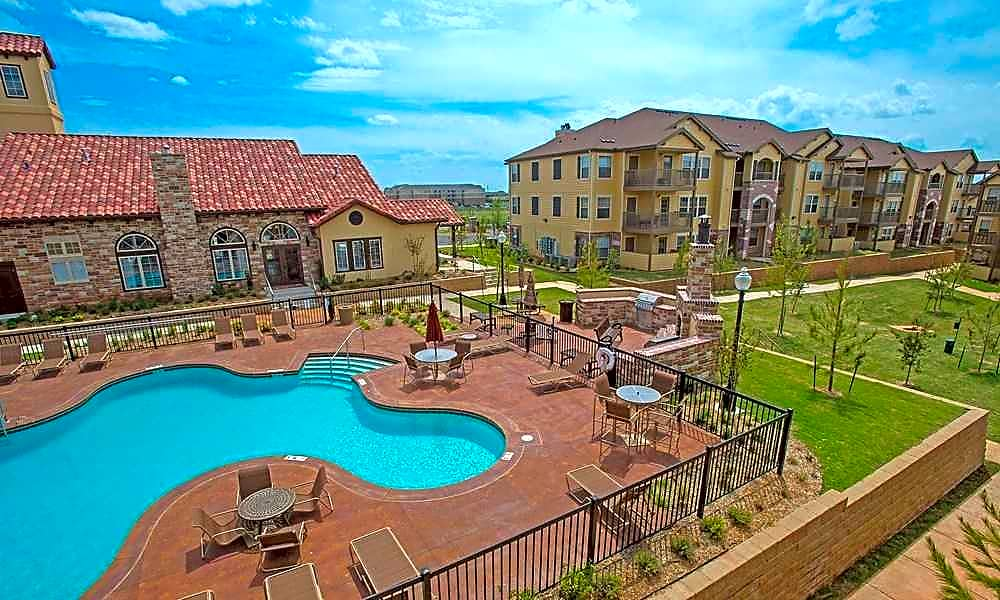 Bluff Creek Apartments