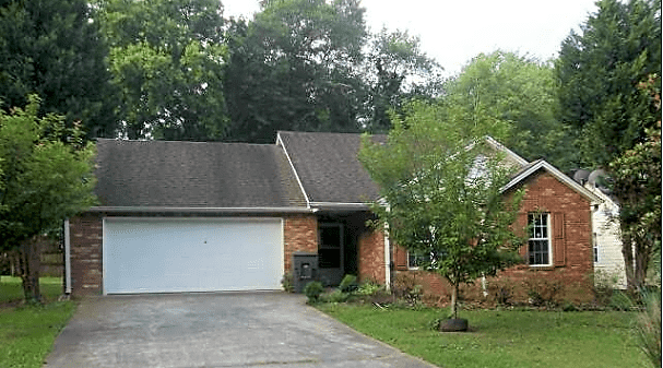 House for Rent in Cartersville