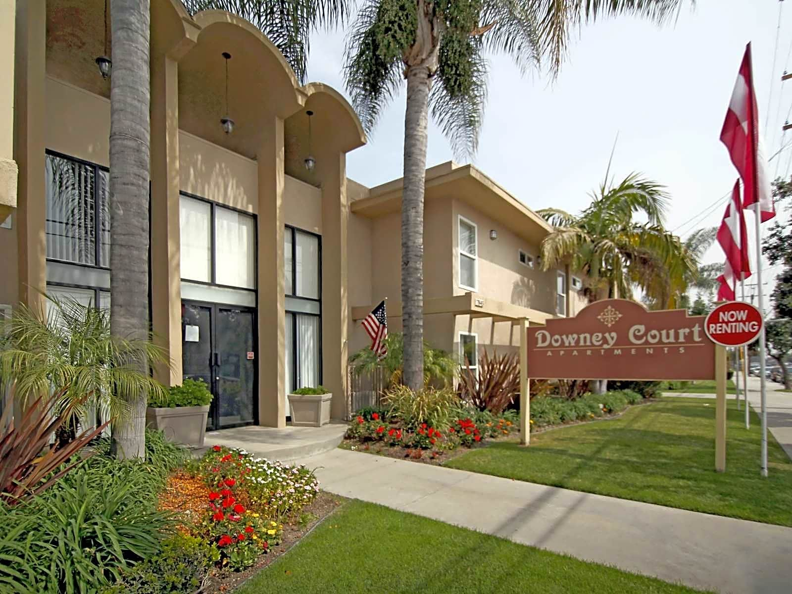 Downey Court Apartments Downey Ca 90241